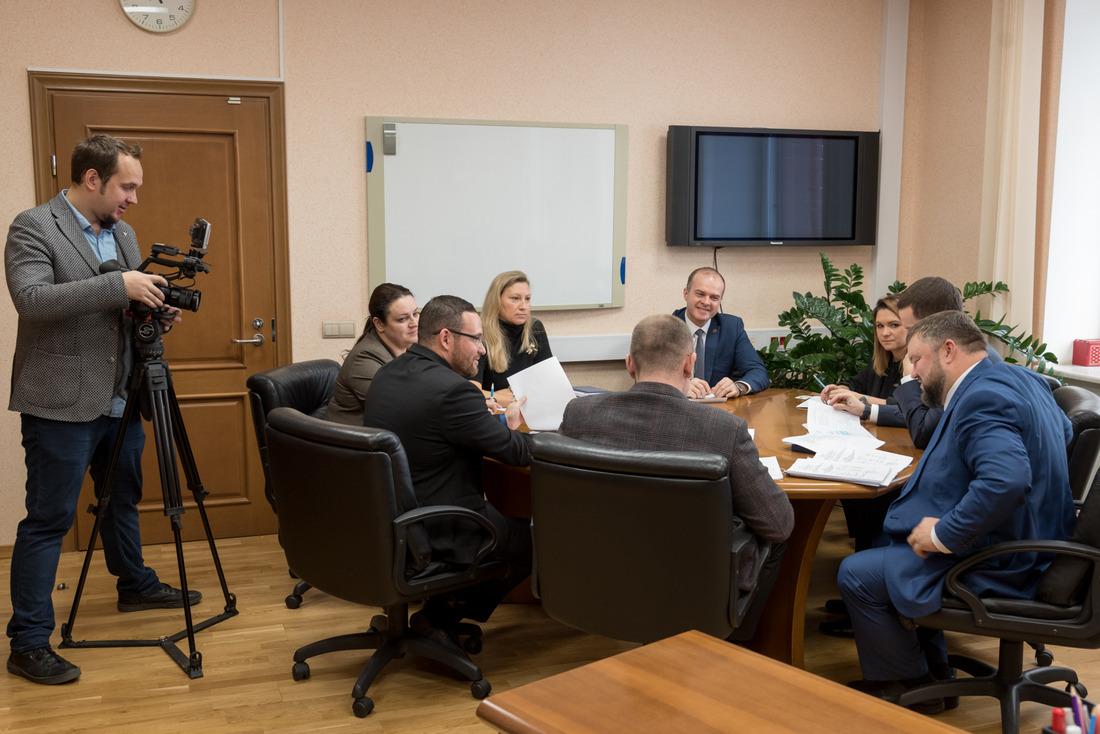 Заседание комиссии поименным стипендиям